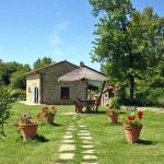 Ferienhaus Toskana TOH105 - Gartenanlage