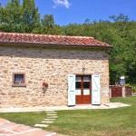 Ferienhaus Toskana TOH105 - Hausansicht