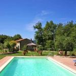 Ferienhaus Toskana TOH105 - Poolbereich