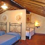 Ferienhaus Toskana TOH105 - Schlafraum