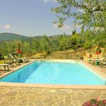 Ferienhaus Toskana TOH110 Pool