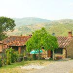 Ferienhaus Toskana TOH110 Weg zum Haus