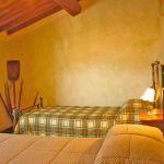 Ferienhaus Toskana TOH110 Zweibettzimmer