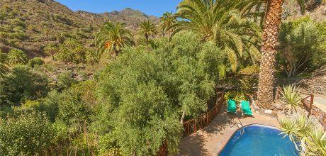 Gran Canaria Ferienhaus Bartolome 2001 mit Pool für 4 Personen mieten. Wechseltag flexibel – Mindestmietzeit 1 Woche.