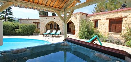Ferienhaus zypern f r 8 10 personen mit pool for Ferienhaus zypern