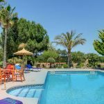 Ferienhaus Mallorca MA2210 - Pool im idyllischen Garten