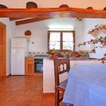 Ferienhaus Mallorca MA2150 - Küche mit Esstisch