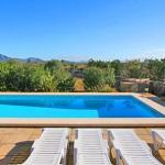 Ferienhaus Mallorca MA2150 - Liegen am Pool