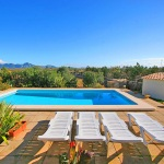 Ferienhaus Mallorca MA2150 - Poolterrasse