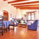 Ferienhaus Mallorca MA2150 - Wohnraum