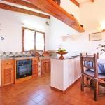 Ferienhaus Mallorca MA2150 - offene Küche