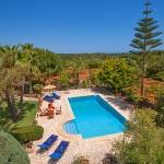 Ferienhaus Mallorca MA2210 - Blick über den Pool
