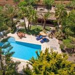Ferienhaus Mallorca MA2210 - Blick auf den Pool