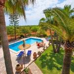 Ferienhaus Mallorca MA2210 - Garten mit Pool