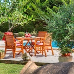 Ferienhaus Mallorca MA2210 - Gartenmöbel am Pool