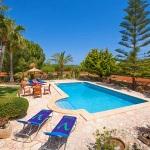 Ferienhaus Mallorca MA2210 - Sonnenliegen auf der Poolterrasse