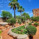 Ferienhaus Mallorca MA2210 - Teich mit Seerosen