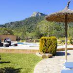 Ferienhaus Mallorca MA2300 Garten