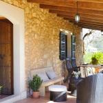 Ferienhaus Mallorca MA2300 Gartenmöbel