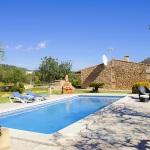 Ferienhaus Mallorca MA2300 Terrasse am Pool