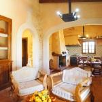 Ferienhaus Mallorca MA2300 Wohnbereich