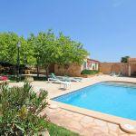 Ferienhaus Mallorca MA2310 Garten mit Pool