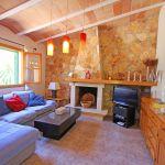 Ferienhaus Mallorca MA2310 Wohnzimmer mit TV