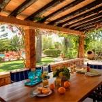 Ferienhaus Mallorcal MA2210 mit überdachter Terrasse