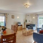 Ferienhaus Algarve ALS4064 - Wohnbereich mit Esstisch