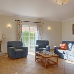 Ferienhaus Algarve ALS4064 - Wohnbereich mit Kamin