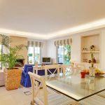 Ferienhaus Algarve ALS4065 Esstisch im Wohnraum
