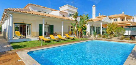 Algarve Ferienhaus Gale 4065 mit Pool in Strandnähe (500m). Wechseltag Samstag, Nebensaison flexibel auf Anfrage gegen Gebühr.