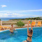 Ferienhaus Algarve ALS4603 Ballspiel im Pool