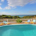 Ferienhaus Algarve ALS4603 Blick auf das Meer