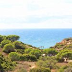 Ferienhaus Algarve ALS4603 Blick zum Meer