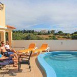 Ferienhaus Algarve ALS4603 Sonnenbaden am Pool