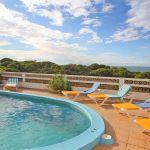 Ferienhaus Algarve ALS4603 Sonnenliegen am Swimmingpool