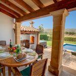 Ferienhaus Mallorca 2026 Gartenmöbel