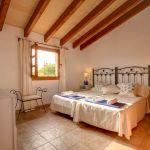 Ferienhaus Mallorca 2026 Schlafzimmer