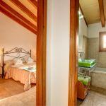 Ferienhaus Mallorca 2026 Schlafzimmer mit Bad