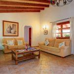Ferienhaus Mallorca 2026 Sitzecke