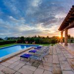Ferienhaus Mallorca 2026 Sonnenuntergang