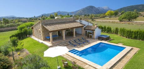 Ferienhaus mallorca mit pool finca mallorca pool mieten for Mallorca villa mieten
