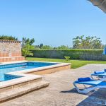 Ferienhaus Mallorca MA2110 Liegen am Pool