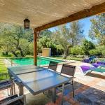 Ferienhaus Mallorca MA2246 - Gartentisch