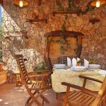 Ferienhaus Mallorca MA2286 - Gartentisch
