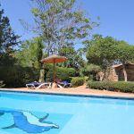 Ferienhaus Mallorca MA2286 Liegen und Sonnenschirm am Pool