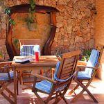 Ferienhaus Mallorca MA2286 idyllischeTerrasse