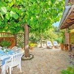 Ferienhaus Mallorca MA2287 Esstisch auf der Terrasse