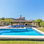 Ferienhaus Mallorca mit Pool MA2110